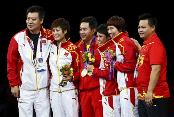 2020年东京奥运会有望夺金的中国运动员