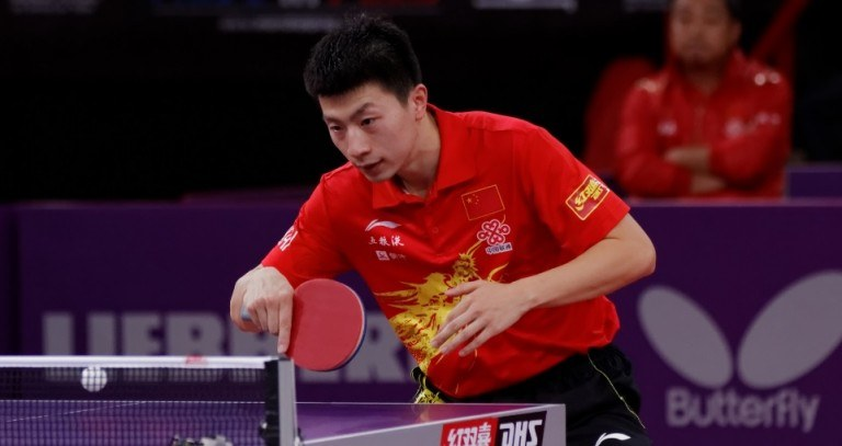 Chinese Ping Pong Team